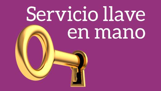 Servicio Llave en mano