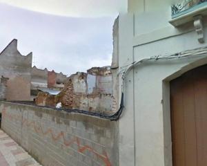 Subasta online de Una mitad de casa, ubicada en C/  JOSE RUIZ DE LA HERMOSA Nº 6 DAIMIEL (CIUDAD REAL).